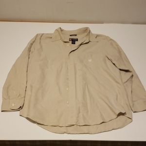 Chaps Long Sleeve Shirt Size L